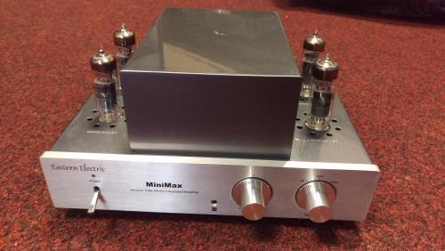 Used Valve Amplifiers – Wilkinson's Hi-Fi, Nelson